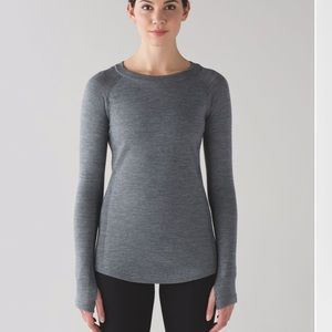Lululemon Sit In Lotus Sweater